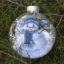 755 best painted snowman ornaments images on snowman