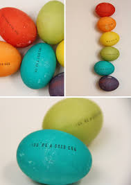 Easter Egg Decorations Easy by Diy Stamped Easter Eggs Lovely Indeed