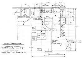 Floor Plan Restaurant Kitchen Haggett U0026 Company Gregory Street Project