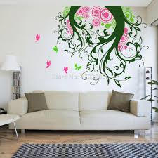 large wall decals for living room home design ideas and pictures