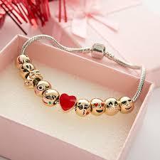 free charm bracelet images Emoji charm bracelet with free gift box ashley jewels jpg