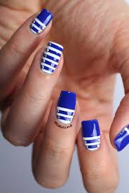 29 best blue nail designs images on pinterest make up blue