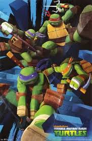 teenage mutant ninja turtles posters allposters