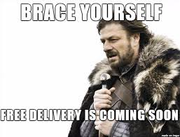 Making Memes - making memes for a friends new food courier business meme on imgur