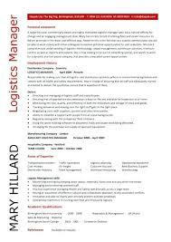 right resume format sample resume logistics coordinator top 8 merchandising