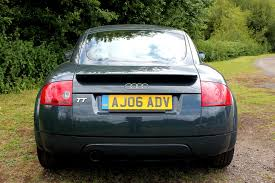 used 2006 audi tt mk1 99 06 t 190bhp for sale in surrey