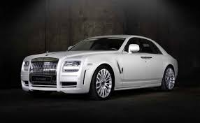 rolls royce sport car rolls royce ghost by mansory