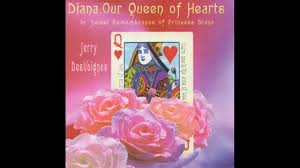 diana our queen of hearts princess diana jerry desvoignes