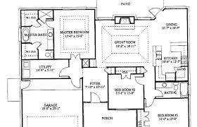 chicago bungalow house plans open floor plan bungalow mill valley bungalow farmhouse living room