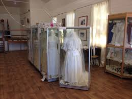 display wedding dress wedding dresses of the queensland museum community