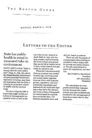 lspa letter to the editor on revised soil standards