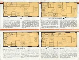 Winnebago Rialta Rv Floor Plans 24 Creative Motorhome Layout Design Agssam Com
