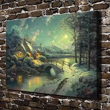 compare prices on thomas kinkade christmas online shopping buy