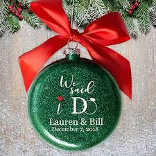 Personalized Wedding Ornament Personalized Wedding Ornaments U0026 Engagement Ornaments