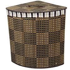 Cane Laundry Hamper by Corner Bamboo Laundry Basket Corner Bamboo Laundry Basket