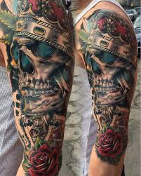 50 crown tattoo ideas for men and women in 2017 2018