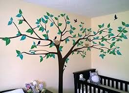Wall Decorations For Nursery Super Big Tree Wall Decal W Wall Art
