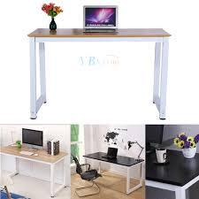 Kleiner Arbeitstisch Computertisch Schreibtisch Arbeitstisch Pc Tisch 120 60 74cm Holz
