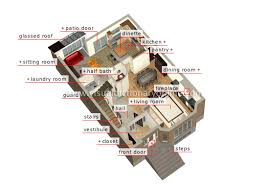 rooms in the house house structure of a house main rooms first floor image