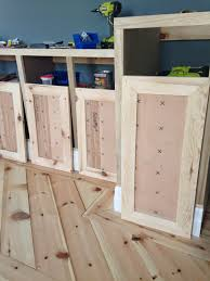 How To Build Shaker Cabinet Doors White Wood Diy Shaker Doors