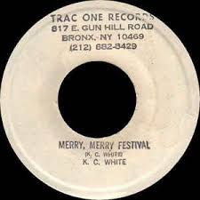 k c white the atomic bombers merry merry festival vinyl at