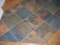 kitchen tile floor designs innovative slate tile flooring u2014 new basement and tile ideas