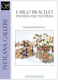 bracelet bead pattern images Largo bracelet bead pattern tutorial jpg