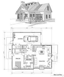 Simple Cabin Floor Plans by Simple To Build House Plans Farm S Hahnow