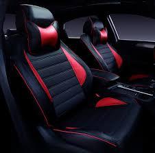 housse siege de voiture personnalisé personnalisé en cuir housses de siège de voiture pour suzuki