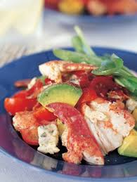 ina garten s shrimp salad barefoot contessa lobster cobb salad barefoot contessa
