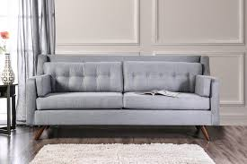 Grey Linen Sofa by Sofas Center Sm8821 Wonderful Gray Linen Sofa Picture Design