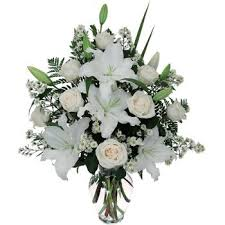 white lillies lagos white beauty flower delivery 3 white lilies 8 white