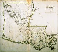 Louisiana mountains images The map as history jpg