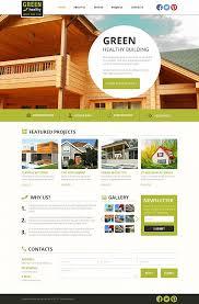 construction company moto cms html template 49438