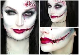 zombie makeup tutorial youtube