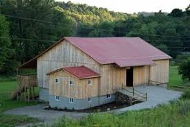 The Barn At Ligonier Valley Wedding Reception Venues In Johnstown Pa The Knot