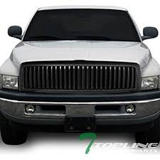 dodge dakota black grill amazon com oe replacement dodge grille assembly partslink