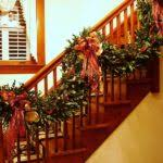 Banister Decorations Back Galleries Christmas Banister Decorations Dma Homes 7023