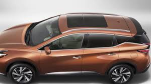 nissan murano quick reference guide 2017 nissan murano moonroof if so equipped youtube