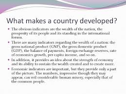 what country makes the development strategy and problem of backwardness ppt