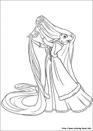 tangled coloring pages coloring book tangled color pages