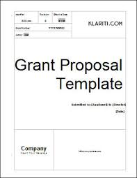 sample grant applications grant proposal for josies place
