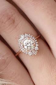 different engagement rings 33 vintage engagement rings with stunning details engagement