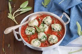 cuisine adict spinach gnudis ravioli cuisine addict cuisine addict