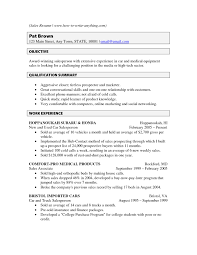 Sample Resume For Retail Position by Resume How To Get A Resume Administrative Assistant Objective