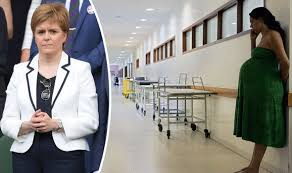 pregnant women turned away from glasgow hospital as sturgeon