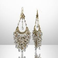 Ralph Lauren Chandelier Fashion Earrings Photo Of Beyonce Knowles Wearing Alexis Bittar Earrings At