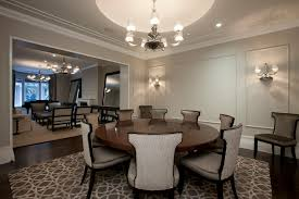 expandable round dining room tables expandable round dining table dining room contemporary with area rug