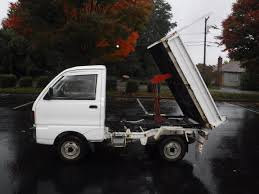 Used 1991 Mitsubishi Mini Truck Dump For Sale In Portland Oregon