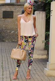 images for spring style for women 2015 2015 floral pants for women street style trends womens fashion
